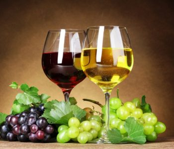 INDIAN RED & WHITE WINE